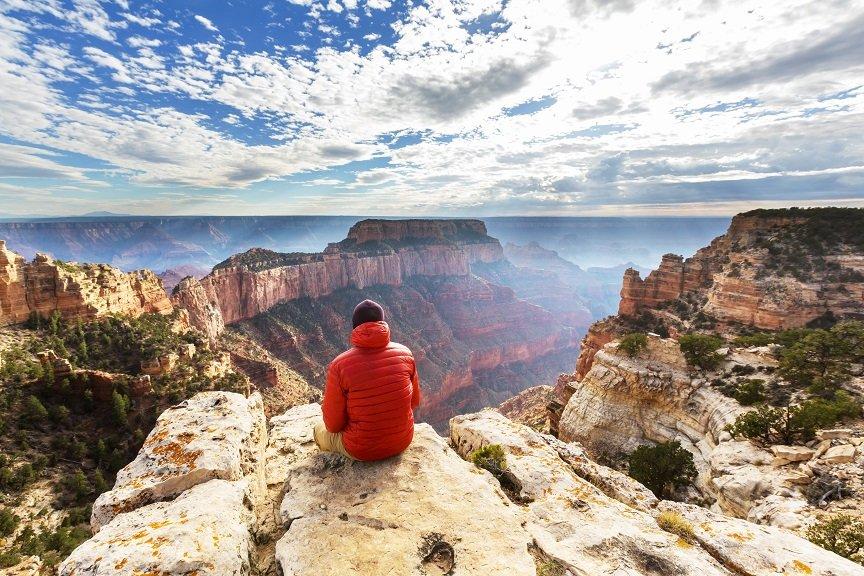 Wanderung Grand Canyon